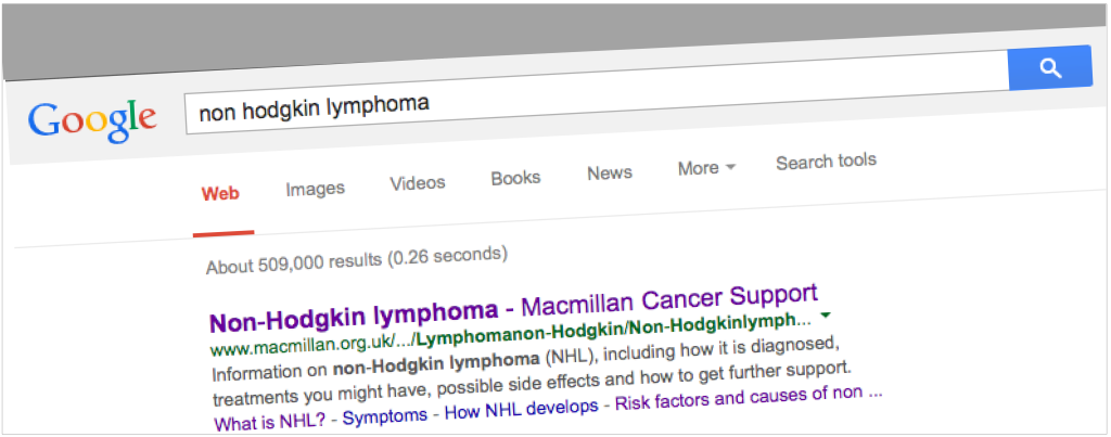 Non-Hodgkin Lymphoma Resources